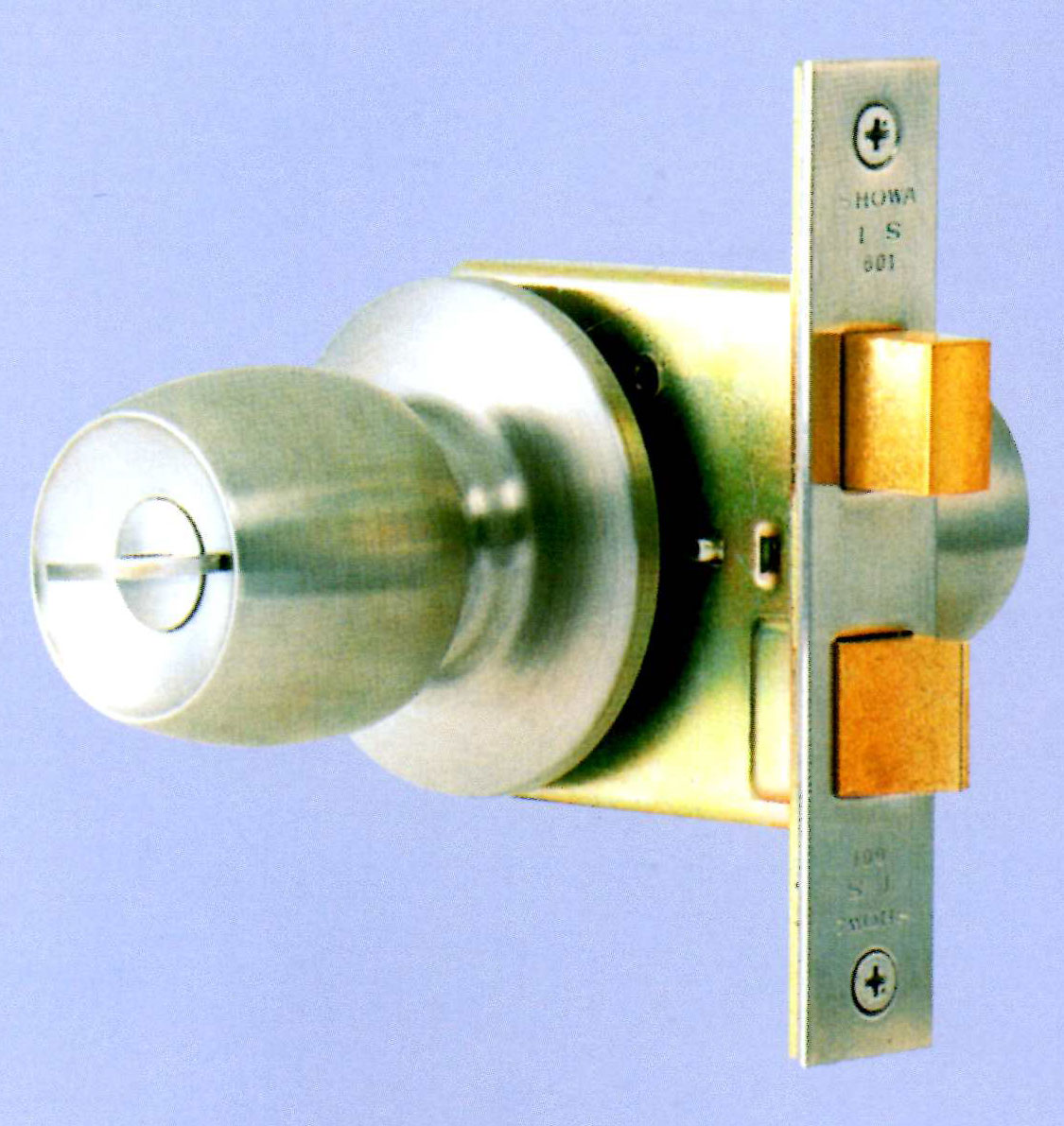 IS Integral Lock Standard Duty