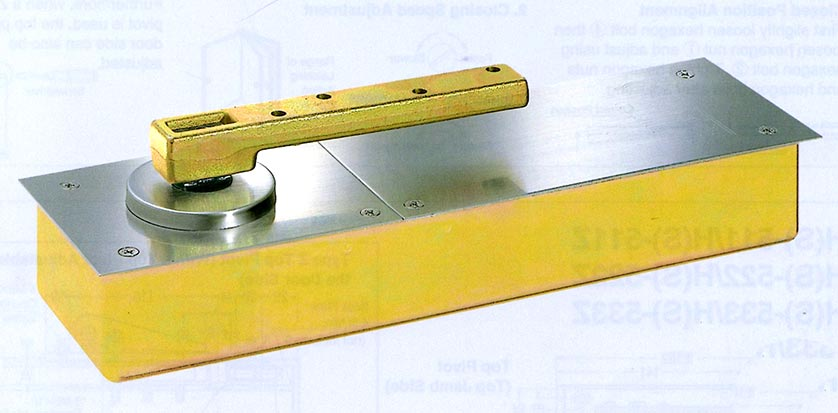 500 Series - Floor Hinges