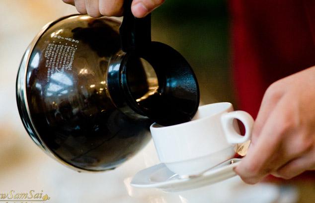 Coffee Break งานประชุม @ ทำเนียบรัฐบาล