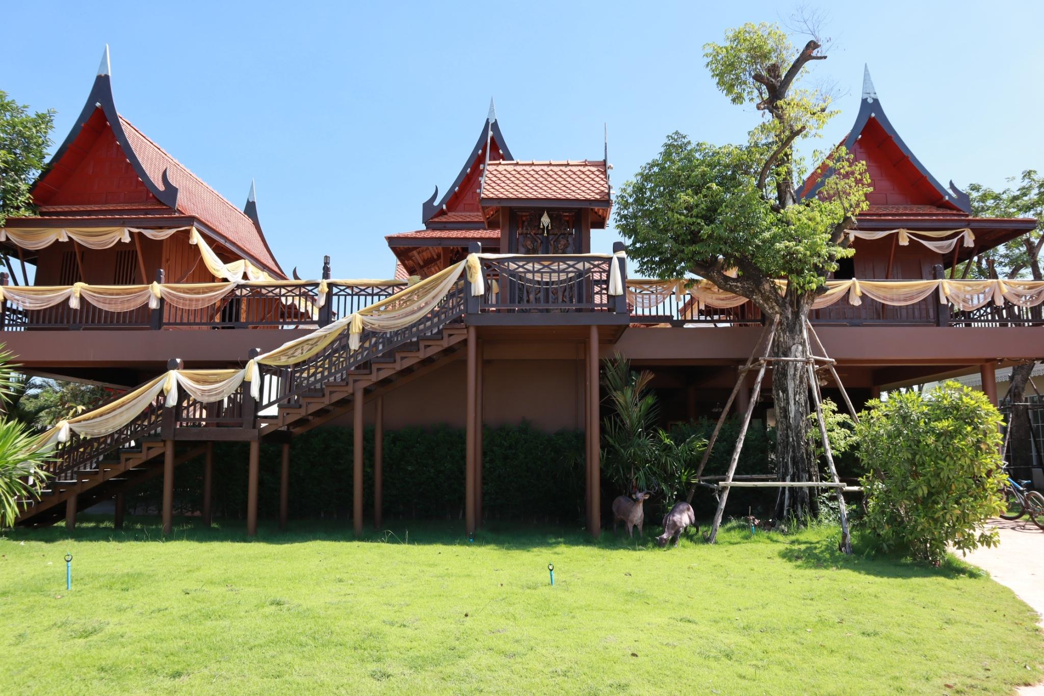 เรือนไทยการะเกด <br /> garagade Thai House