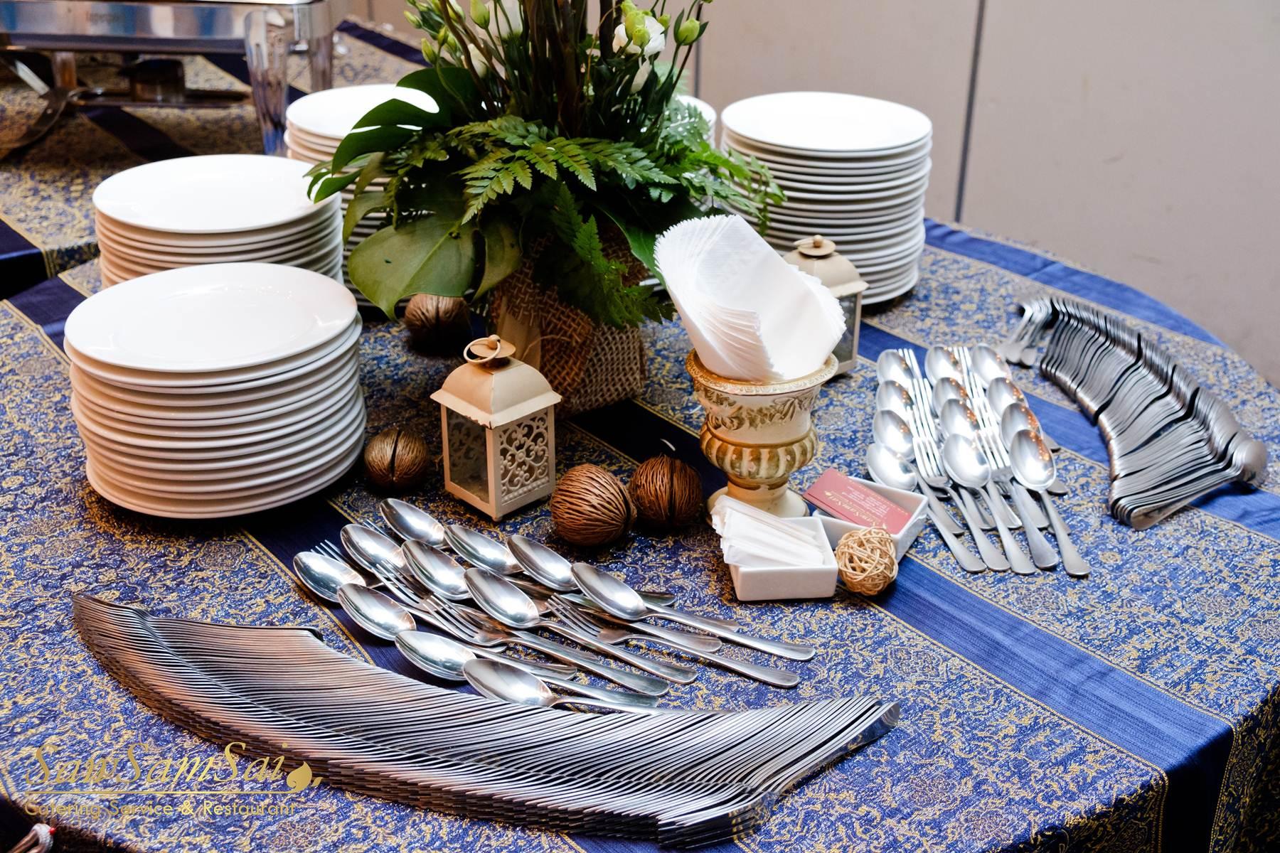 Premium buffet @Thai Air Force