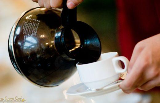 Coffee Break @ ทำเนียบรัฐบาล