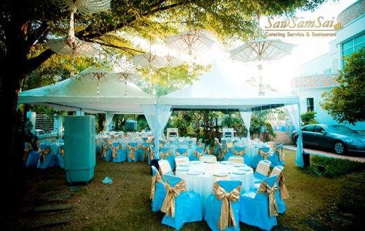 Thai Table @ Wedding