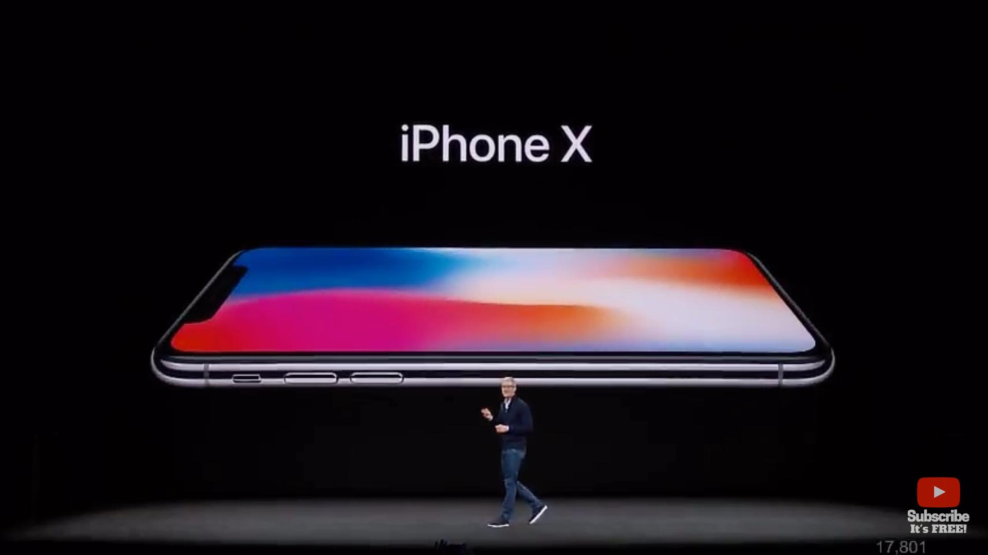 สรุปแนวโน้มดิจิทัลล่าสุด จากงานเปิดตัว iPhone 8 และ iPhone X