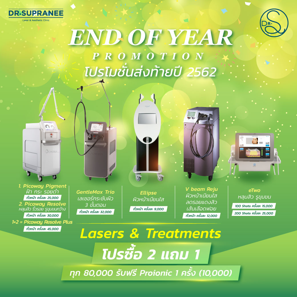 End of Year 2019 Promotion