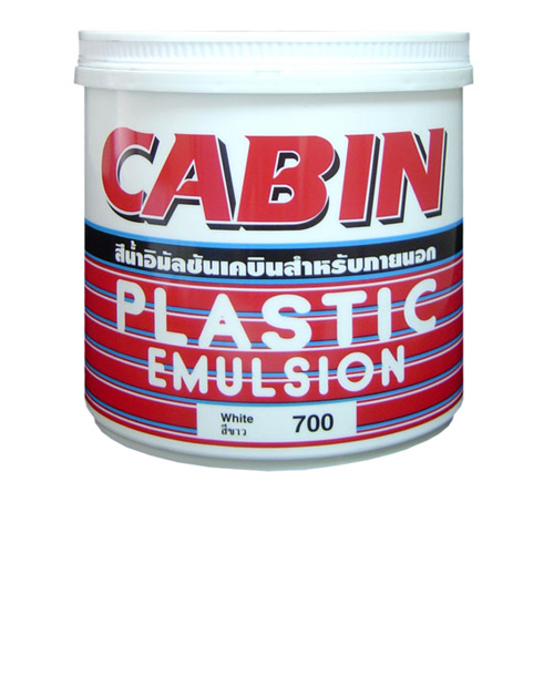 Cabin Plastic Emulsion for Exterior