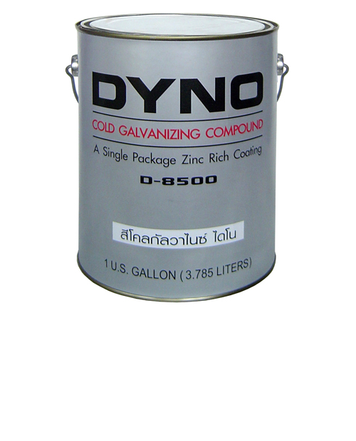 DYNO COLD GALVANIZING COMPOUND D8500