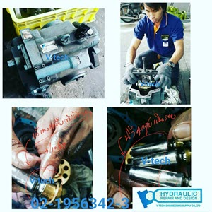 "Repair Piston Pump ""Daikin"" V70"